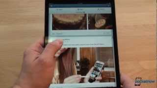 iPad mini and iPad 4 Unboxing and First Impressions