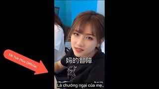 Series Chung Đình xinh gái và lũ bạn nhây có một không hai #3   Tik Tok hài Trung Quốc Vietsub