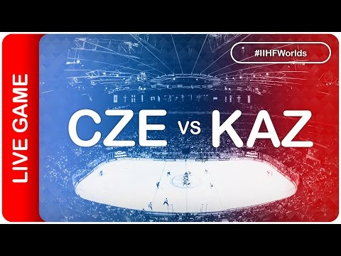 Czech Republic vs Kazakhstan   Game 33   #IIHFWorlds 2016