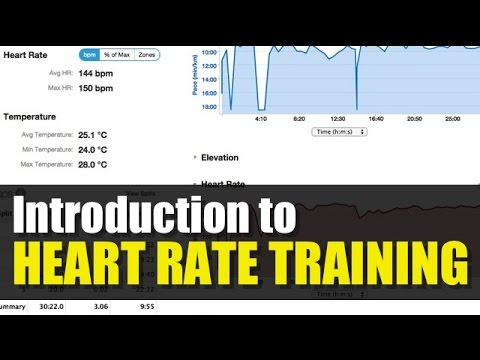 Heart Rate Training 101