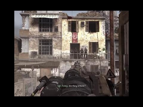 call of duty modern warfare 2 modo historia parte 1