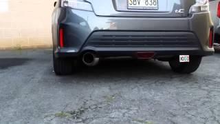 2011-2014 Scion tC GReddy Evo3 Exhaust HD