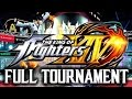 The King of Fighters XIV: TWT2016 - Full Tournament! [TOP8 + Finals] (1080p FullHD 60fps)
