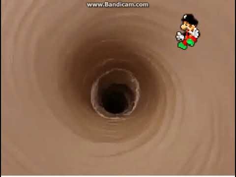 Luigi Mario Drowns.