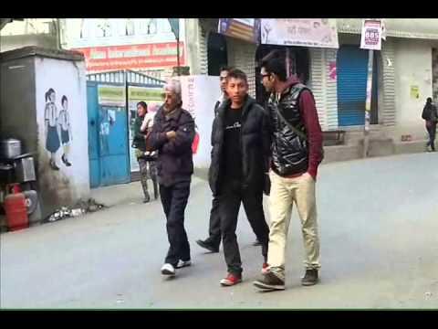 Nepali Street Prank- Selling Drug To People#2 video