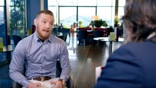 Beyond the Octagon: Conor McGregor Exclusive Interview