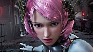 TEKKEN 7 · RAGE ARTS | All Characters (60fps Gameplay)