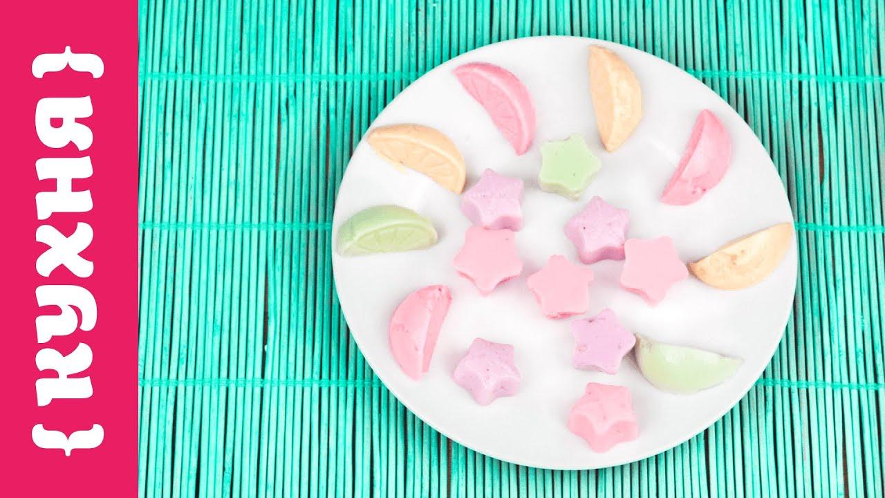 Рецепт желейных конфет в домашних условиях 374