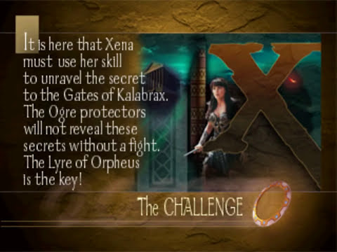 PSX Longplay [022] Xena: Warrior Princess