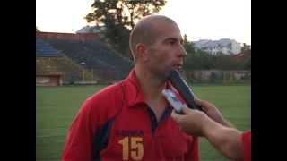 Mitica Mosteanu - jucator Sporting Rosiori