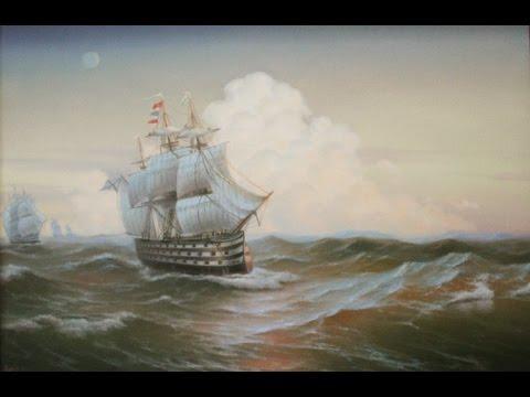 Топ самых больших парусных судов всех времен.