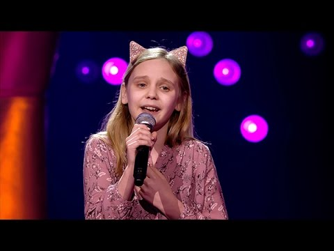 Lotte - 'Just Give Me A Reason' | Blind Auditions | The Voice Kids | VTM
