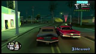 Grand Theft Auto: San Andreas - Ep2 -  Clean The Hood