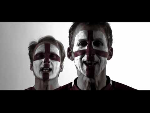 Three Lions Blazing by the Pelican Babies- England Football Song