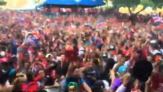 Costa hace historia en Brasil 2014