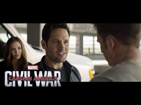 New Recruit - Marvel's Captain America: Civil War