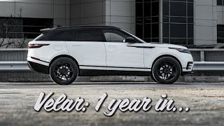 Range Rover Velar: 1 Year In - Likes, Regrets & Wishes!