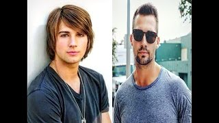 Big Time Rush Before and After 2017