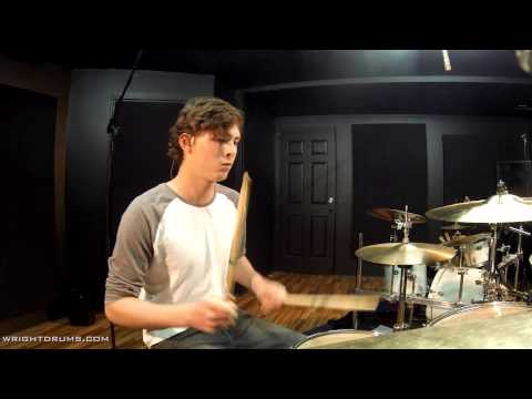 Wright Drum School - Karnivool We Are by Trevor Gee - Drum Cover thumbnail