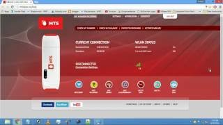 MTS Mblaze Wifi Activation Prosscess - Step By Step