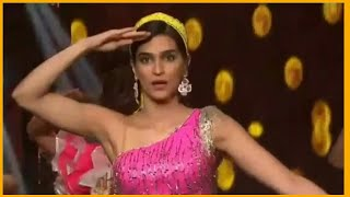 Dance On EK DO TEEN CHAR By Kriti Sanon | Madhuri Dixit