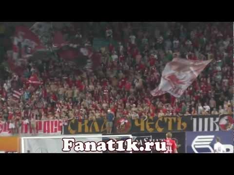 Динамо (Москва) vs Спартак 2012 HD // Fanat1k.ru