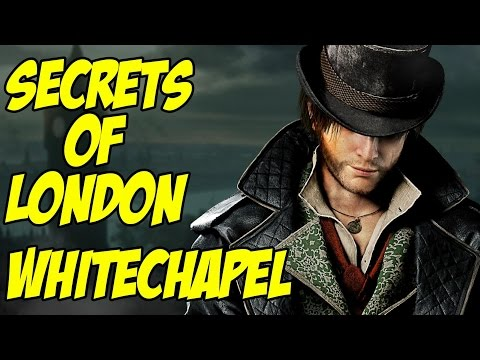 Assassins Creed Syndicate Whitechapel Music Box Collectibles Secrets of London