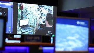 Thomas Pesquet: Science on the ISS