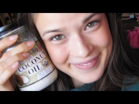 Get Glowing, Dewy Skin with Coconut Oil!