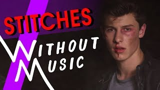 STITCHES Shawn Mendes House of Halo WITHOUTMUSIC parody