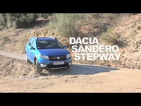 dacia sandero stepway l 39 essai youtube. Black Bedroom Furniture Sets. Home Design Ideas