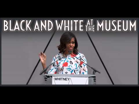 Michelle Obama: museums are racist or something (Limbaugh)