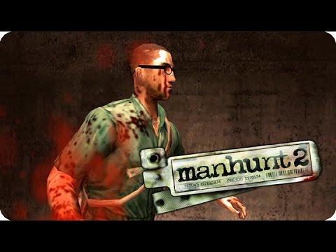 Manhunt 2 #1 O Sanatório PT-br