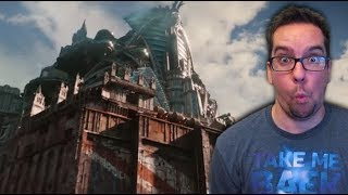 Mortal Engines - Trailer Reaction