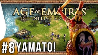 Good Game! - Age of Empires: Definitive Edition ► #8 Fujiwara Revolts - [Yamato Campaign]
