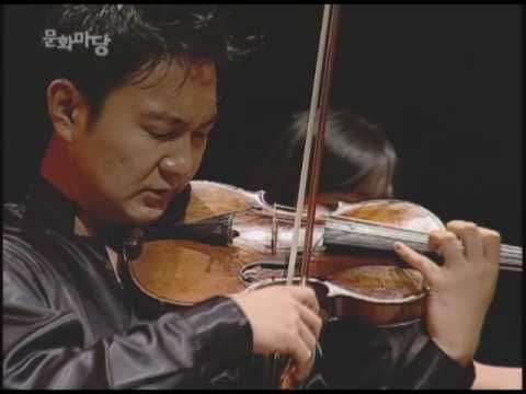 Chopin, Nocturne Op 9 No2 in E flat Major Violinist JooYoung, Oh