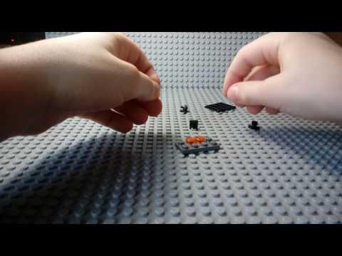 Jak zrobić grill z LEGO