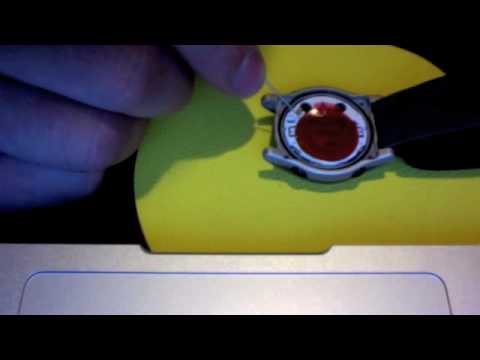 Timex Watch Battery Latch removal and replacement Ironman, Expedition, etc.