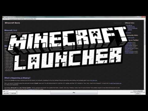 Minecraft: Launcher