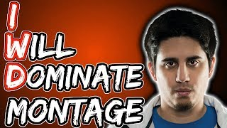 IWillDominate - Best Fails And Rage Moments  | IWillDominate Montage