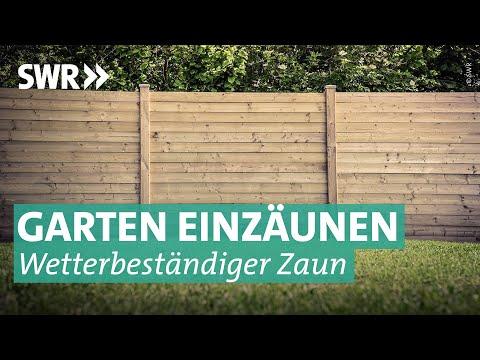 Gartenbegrenzung: Stecksystem statt Hecke