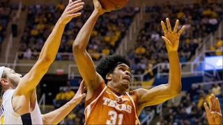 Download Texas Forward Jarrett Allen Hammers Dunk Of The Year | CampusInsiders 3Gp Mp4