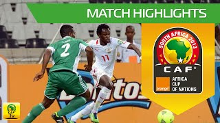 CAN Orange 2013 | Nigeria 1-1 Burkina Faso