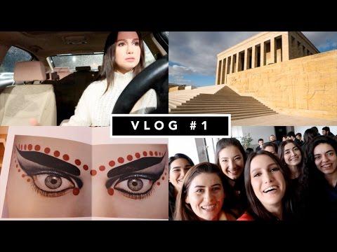 Benimle bir Hafta | Takipçimle gezdik / Araba sohbetleri / Lansmanlar / Ankara
