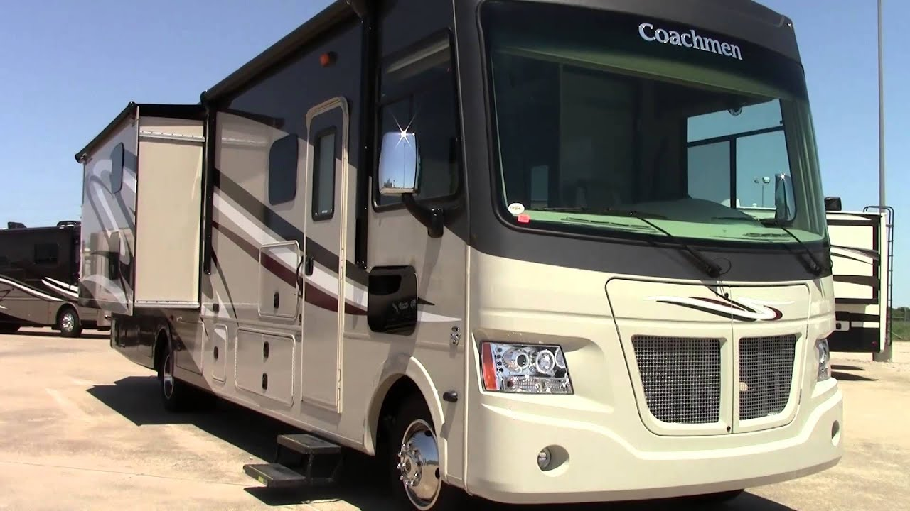 Popular New 2015 Coachmen Mirada 35BH Class A Gas Motorhome  Holiday World Of