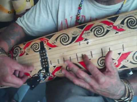 The Sounds of Sarawak Sapeh music
