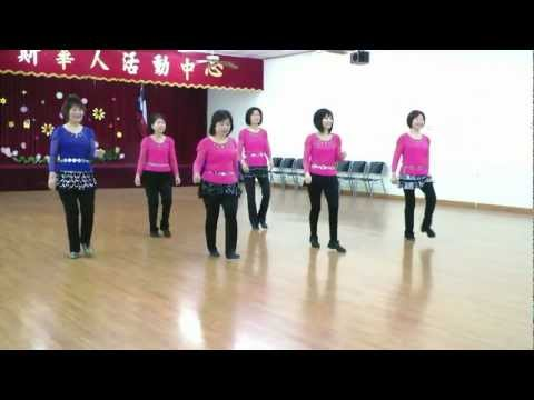 Mary Mary - Line Dance (Dance & Teach) (By Karl-Harry Winson...