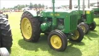 John Deer's and More Marion Tractor show 2014 P/2