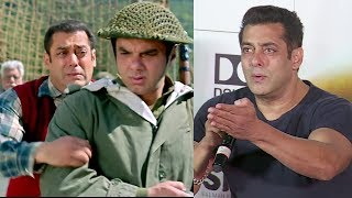 Salman Khan On Emotional Scenes With Brother Sohil Khan In Tubelight Movie