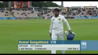 Sangakkara's Comeback innings of 119 against England 2011 (HD)
